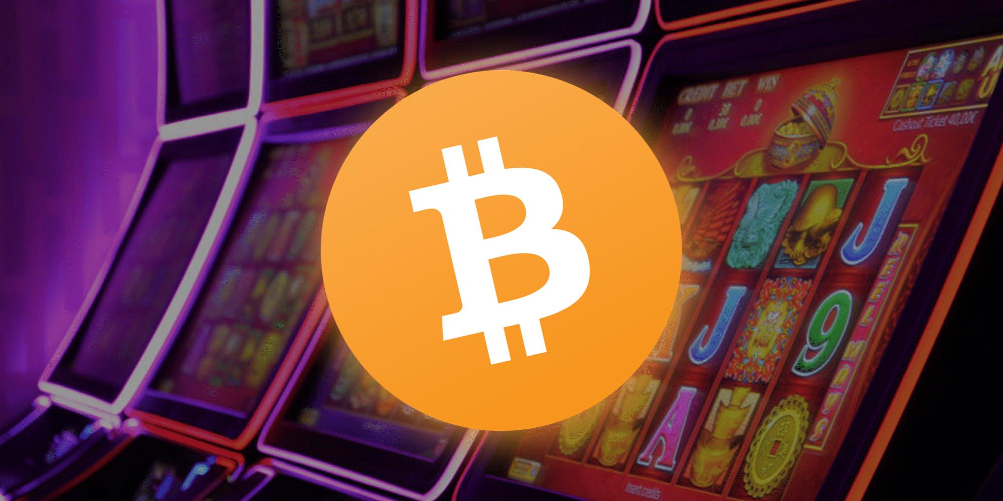 Bitcoin casino freie slots