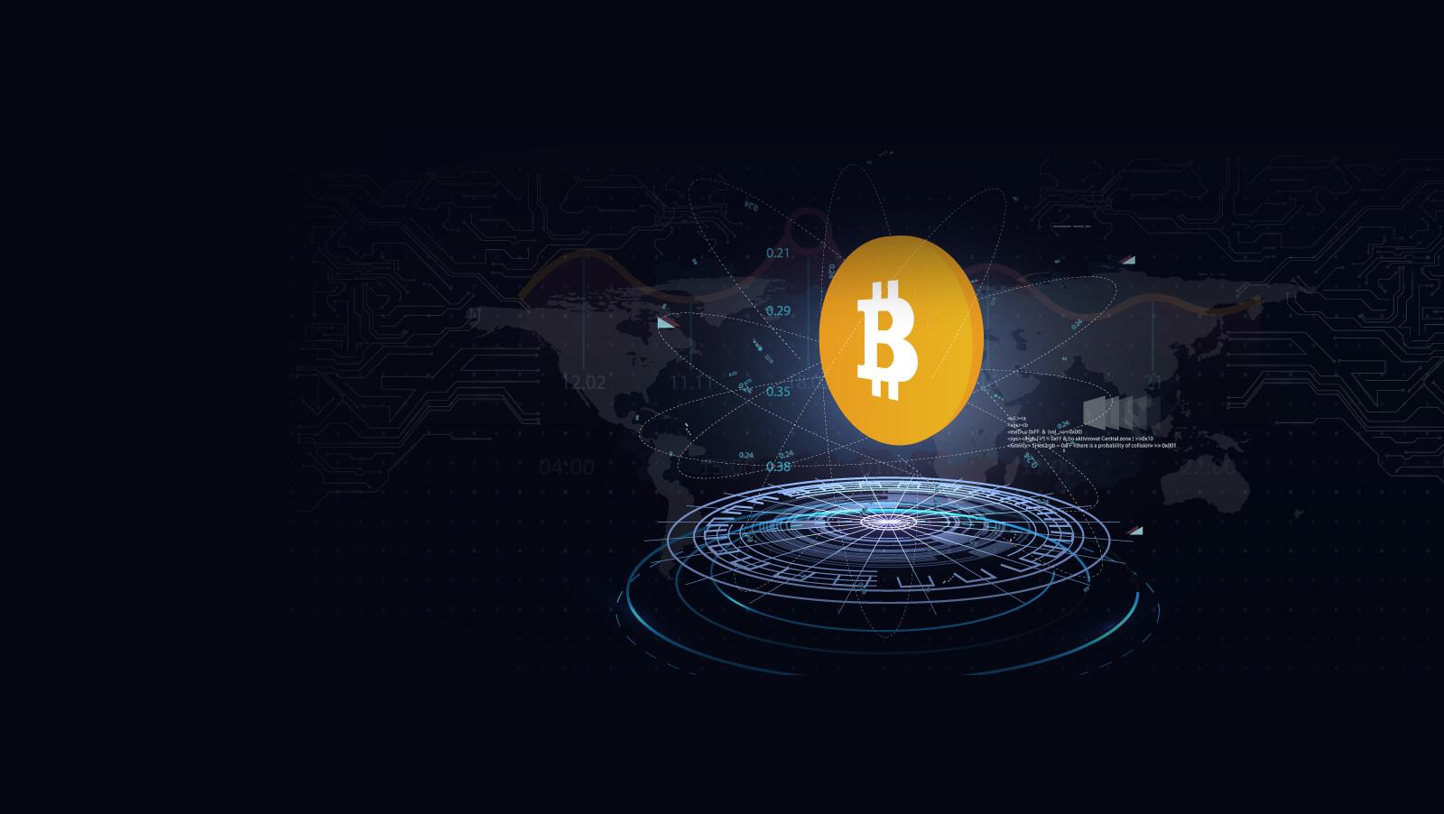 Bitcoin Kasino 4D Handy